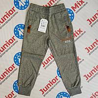Детские спортивные трикотажные штаны на мальчика LUSA