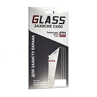 Защитное стекло Doogee Y6 max 9H 0.3mm 2.5D Закаленное.