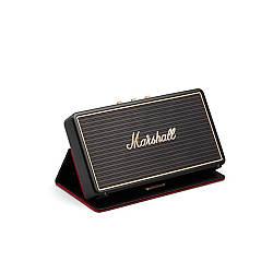 Портативная акустическая система Marshall Stockwell (с чехлом-подставкой) чёрная