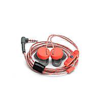 Наушники Urbanears Reimers Apple Edition красные, серые
