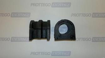 Втулка переднього стабілізатора d=25.40 mm на Renault Master III 2010-> FWD — Prottego (Польща) - JAD 98343J