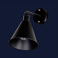 Светильник бра LOFT L07W101-1 BK