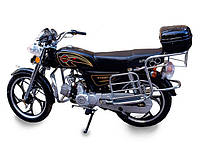 мопед Sabur Lux 110cc (Alpha)