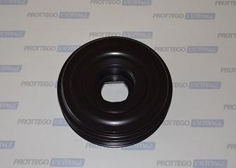 Ременной шкив коленчатого вала (7PK) на Renault Master III 2010-> 2.3dCi  —  Prottego (Польша) - JAD 99041J