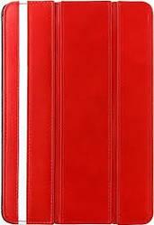 Чехол-книжка Teemmeet Smart Cover для Apple iPad mini 3/iPad mini 2/iPad mini красный