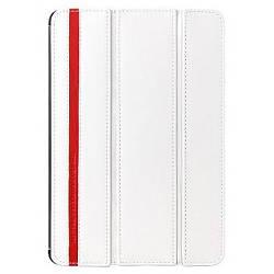 Чехол-книжка Teemmeet Smart Cover для Apple iPad mini 3/iPad mini 2/iPad mini белый