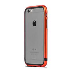 Чехол-бампер Moshi iGlaze Luxe для Apple iPhone 6S/6 оранжевый