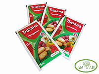 Протравитель Тирана от колорадского жука 15мл на 30кг картофеля