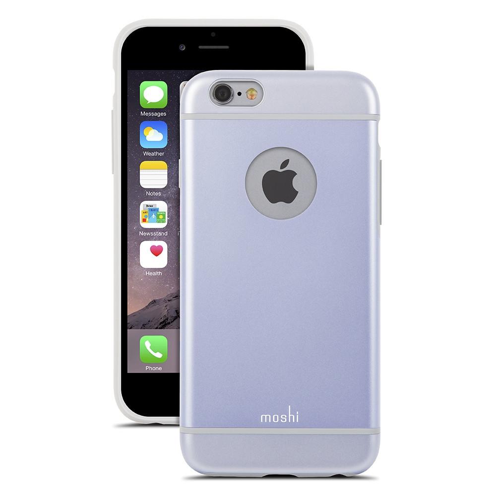 Чехол-накладка Moshi iGlaze для Apple iPhone 6 фиолетовый