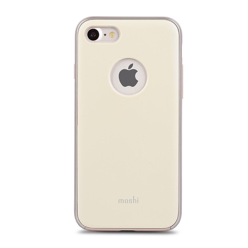 Чехол-накладка Moshi iGlaze для Apple iPhone 7 желтый
