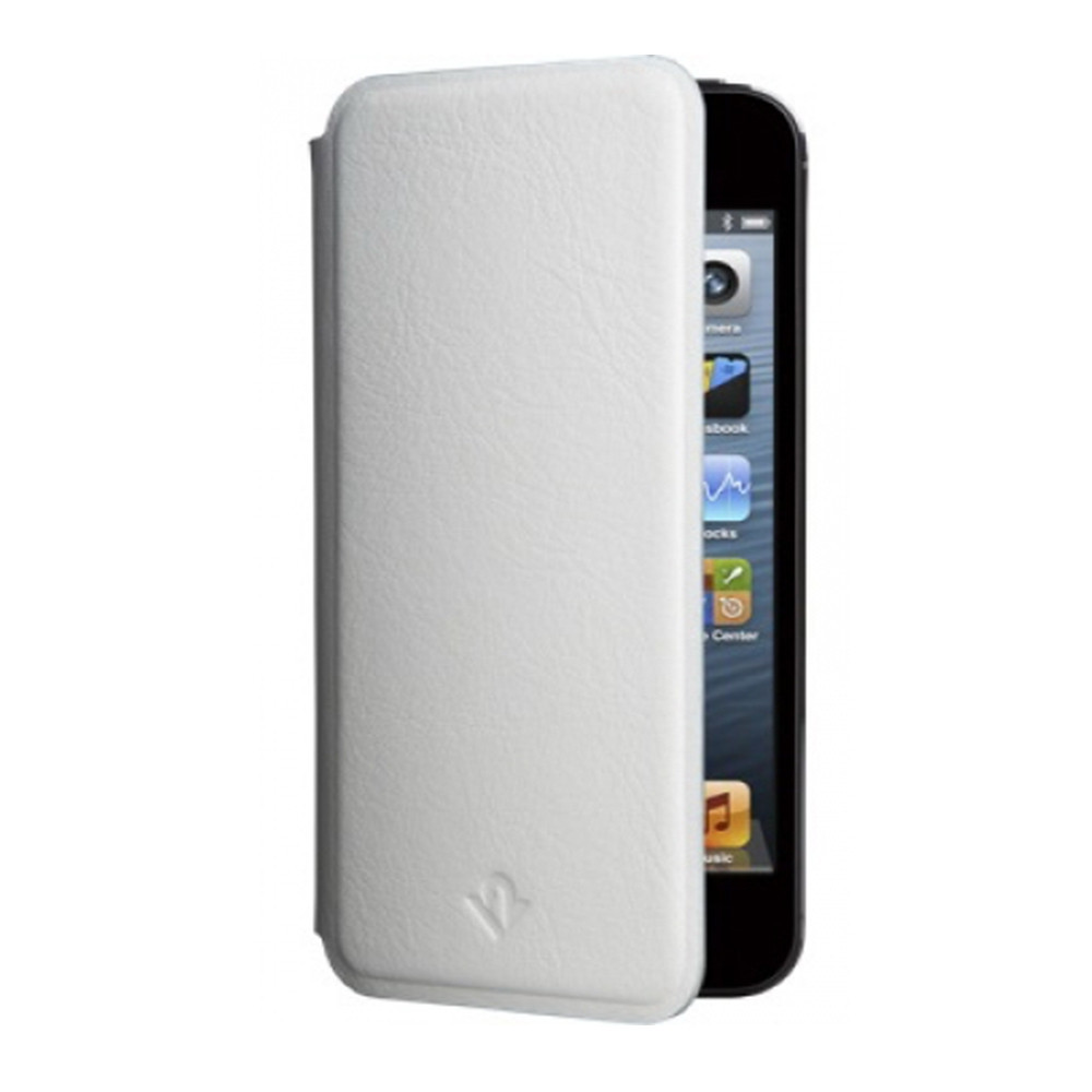 Чехол-книжка Twelvesouth SurfacePad для Apple iPhone 5S/5 белый