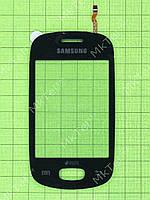 Сенсор Samsung Galaxy Star S5282 Копия АА Черный