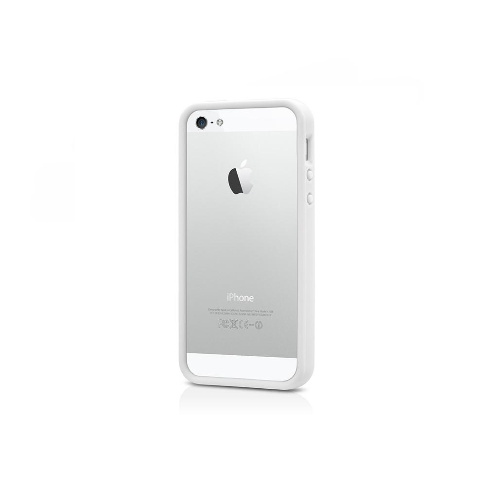 Чехол-бампер Tavik Outer Edge для Apple iPhone 5S/5 белый
