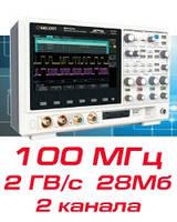 Цифровой осциллограф, 100 МГц, фото 1