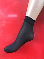 Капроновые носки женские черные
