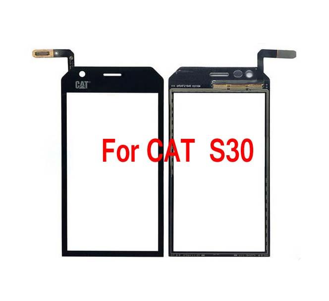CAT S30 сенсор (тачскрин) черный