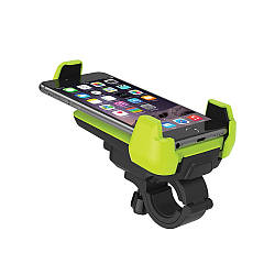 Держатель iOttie Active Edge Bike & Motorcycle для iPhone/Smartphone/GoPro зелёный
