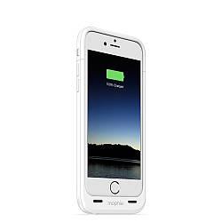 Чехол-аккумулятор Mophie Air для Apple iPhone 6s/6, 2750 mAh, белый