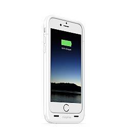 Чехол-аккумулятор Mophie Plus для Apple iPhone 6s/6 3300 mAh, белый