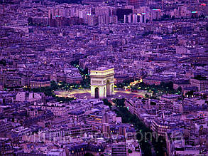 """Экскурсионный тур в Европу """"Week-end в Париже 5 дней"""""""