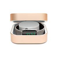 Дополнительный аккумулятор и кейс Amber для Apple Watch 3800 мАч, золотистый