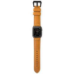 Кожаный ремешок Nomad Strap для Apple Watch коричневый