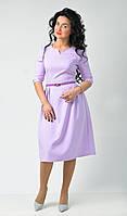 """Интересное платье миди """"144"""", фото 1"""