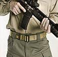 Ремень штурмовой тактический Blackhawk 37мм с металлической пряжкой, фото 2