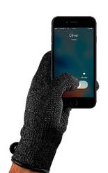 Сенсорные перчатки Mujjo Single Layered Touchscreen Gloves L чёрные