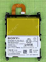 Аккумулятор LIS1525ERPC 3000mAh Sony Xperia Z1 C6902 L39h Оригинал Китай