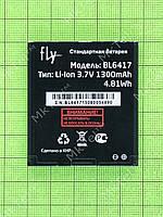 Аккумулятор BL6417 FLY IQ239 plus 1300mAh Оригинал Б/У