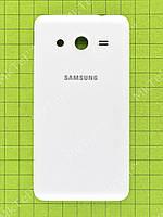 Крышка батареи Samsung Galaxy Core 2 Duos SM-G355H Оригинал Китай Белый