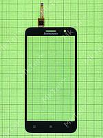 Сенсорный экран Lenovo A806 Оригинал Китай Черный
