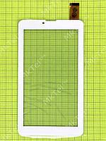 Сенсорный экран Nomi C07009 Alma 7 inch. 3G Копия АА Белый