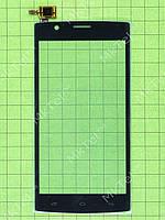 Сенсорный экран FLY FS501 Nimbus 3 Копия АА Черный