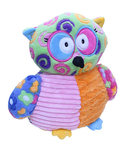 Мягкая игрушка - СОВУНЬЯ ФЛОРИ ( 28 см) (PA17704K-В)