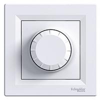 Светорегулятор поворотный  Asfora, белый