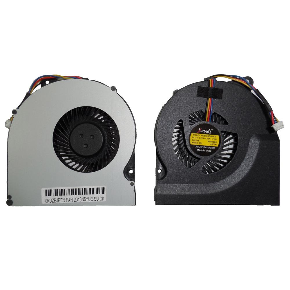 Вентилятор Asus N53 N73 OEM 4 pin