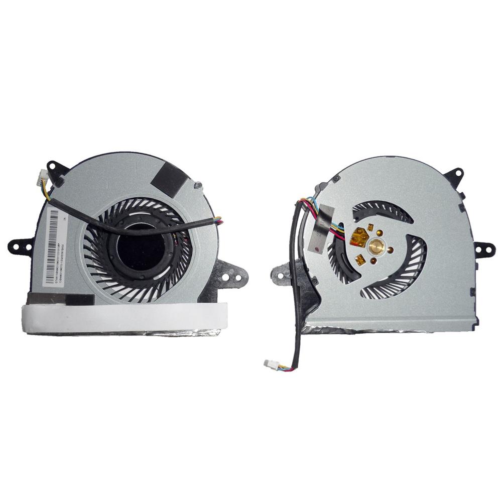 Вентилятор Asus X401U X501U F501U Original 4 pin