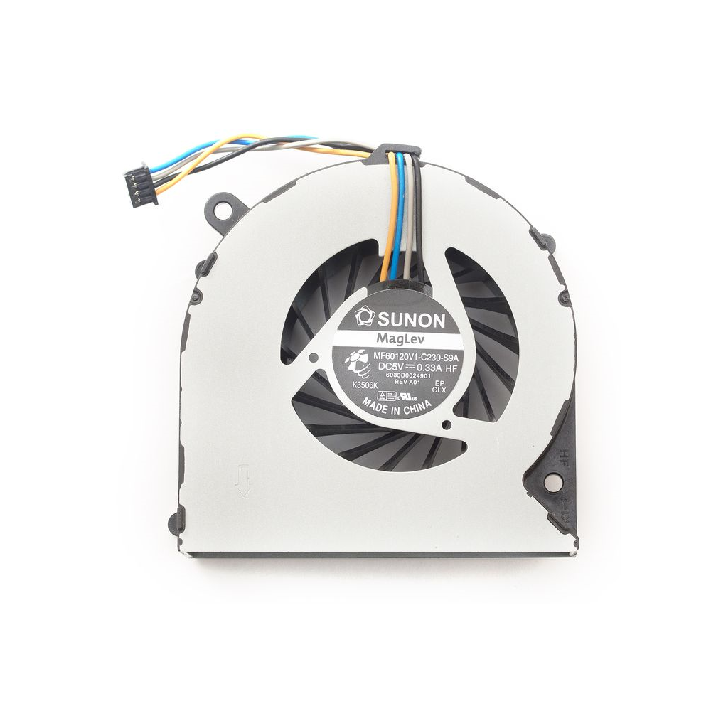 Вентилятор HP ProBook 4436S 4435S 4431S 4430S 4331S 4330S 4340 Original 4 pin
