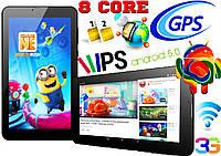 Мощный планшет-телефон Pixus Play, 8 ядер, IPS, GPS, 1Gb RAM / 8 Gb Rom, Android 5, 2 sim