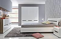 Спальня Azteca Black Red White