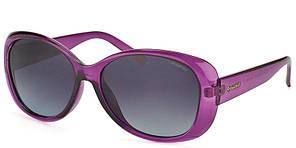 Солнцезащитные очки Polaroid Очки женские с ультралегкими поляризационными градуированными  линзами POLAROID (ПОЛАРОИД) P4014S-PVG57WJ