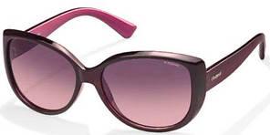 Солнцезащитные очки Polaroid Очки женские с ультралегкими поляризационными линзами POLAROID (ПОЛАРОИД) P4031S-NN658JR
