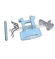 Ручка (вставка) люка Ardo 139AK22, 651007158 (44mm) без крючка