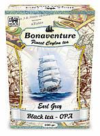Чай Bonaventure черный крупнолистовой c бергамотом100 г.