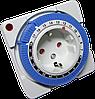 Таймер механический, суточный - Lemans LM671 (16А)