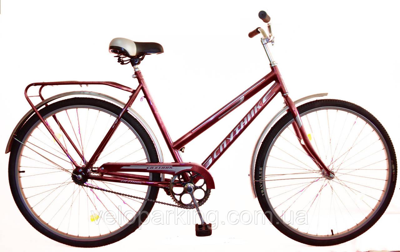 Дорожный женский Спутник Украина 28 городской велосипед