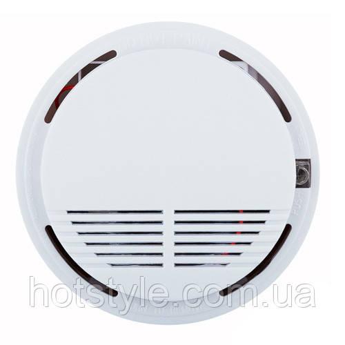 Беспроводной датчик дыма 433МГц для GSM-сигнализации