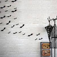 """Интерьерные наклейки для декора """"Летучая мышь"""", DIY"""